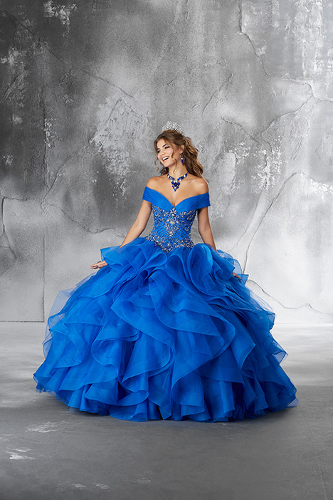 89188 (Royal) Prom                                             dress by Morilee Vizcaya