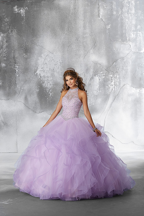 89189 (Light Purple) Prom                                             dress by Morilee Vizcaya