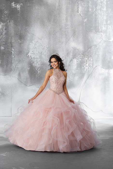 89189 (Blush) Prom                                             dress by Morilee Vizcaya
