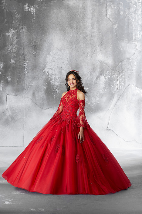 89192 (Scarlet) Prom                                             dress by Morilee Vizcaya