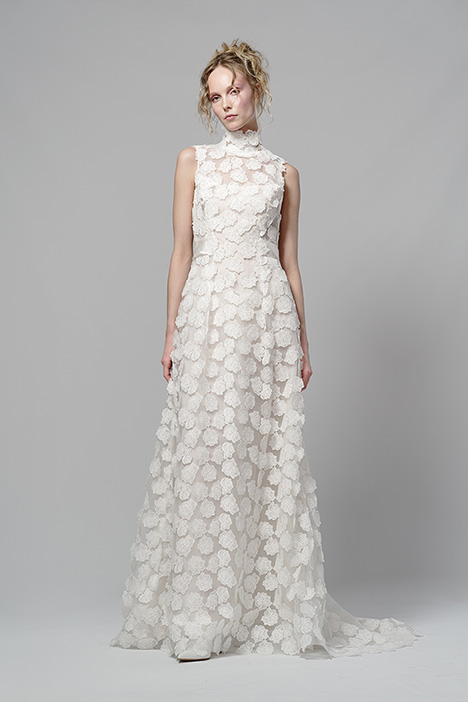 Daphne Wedding                                          dress by Elizabeth Fillmore