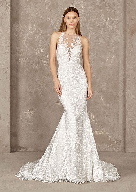YEDIRA Wedding                                          dress by Pronovias Privée