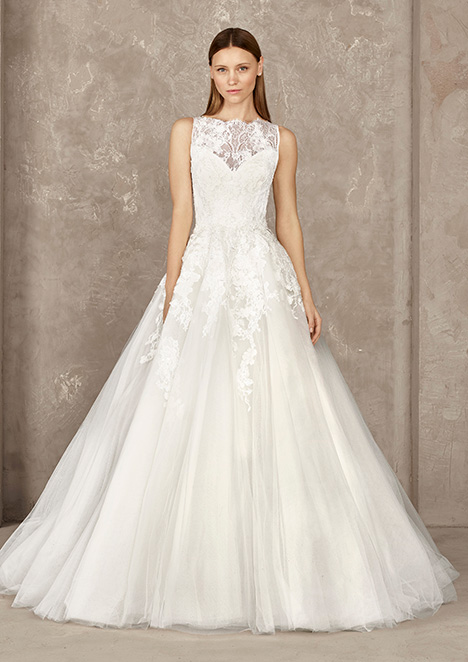 YETSI Wedding                                          dress by Pronovias Privée
