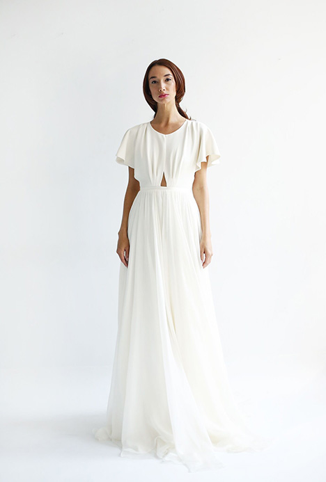 Delfina Wedding dress by Leanne Marshall