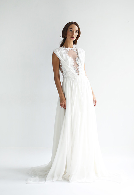 Odelia Wedding                                          dress by Leanne Marshall