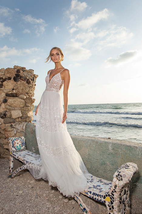 Alicia Wedding                                          dress by Limor Rosen