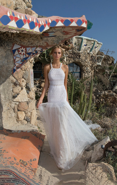 Justine Wedding dress by Limor Rosen