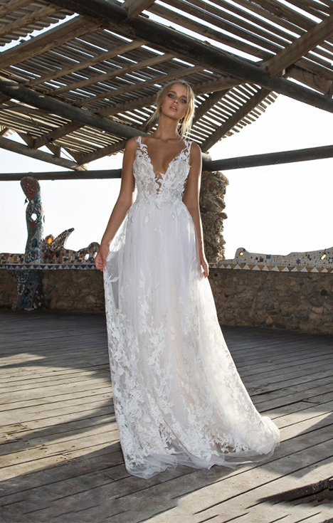 Kiara Wedding                                          dress by Limor Rosen