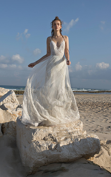 Lola Wedding                                          dress by Limor Rosen