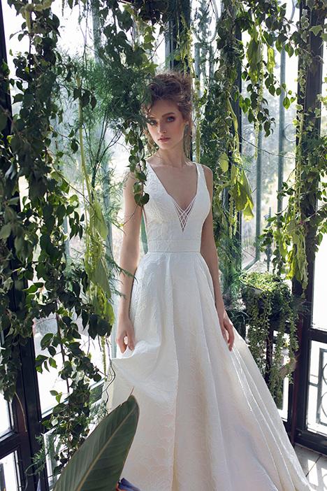 Autumn Wedding                                          dress by Limor Rosen XO