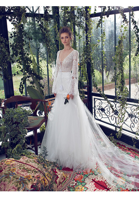 Madison Wedding                                          dress by Limor Rosen XO