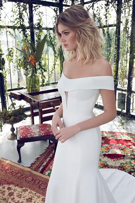 Paris Wedding                                          dress by Limor Rosen XO