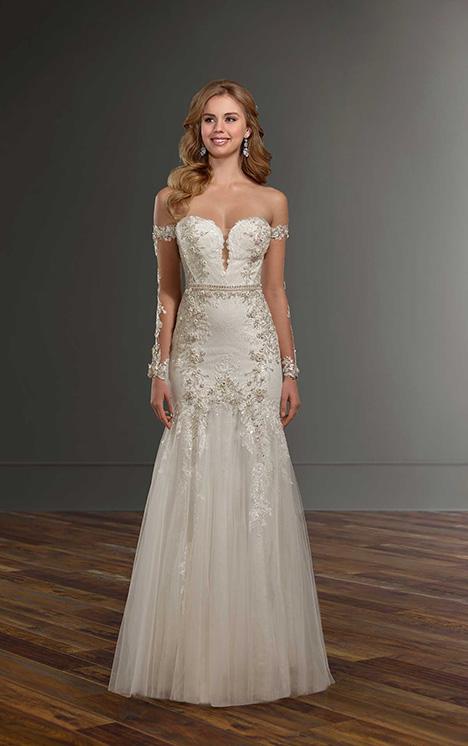 1005 Wedding                                          dress by Martina Liana