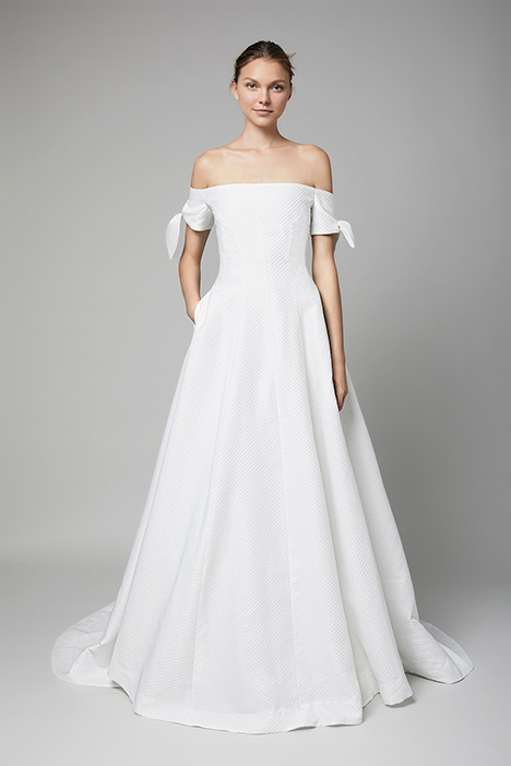The Cambridge Wedding                                          dress by Lela Rose