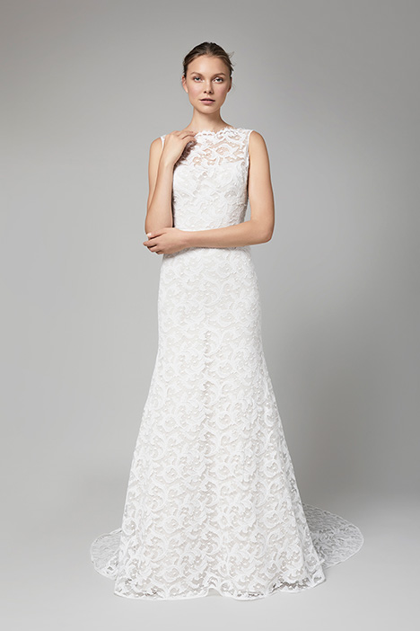 The Florence gown from the 2018 Lela Rose collection, as seen on dressfinder.ca
