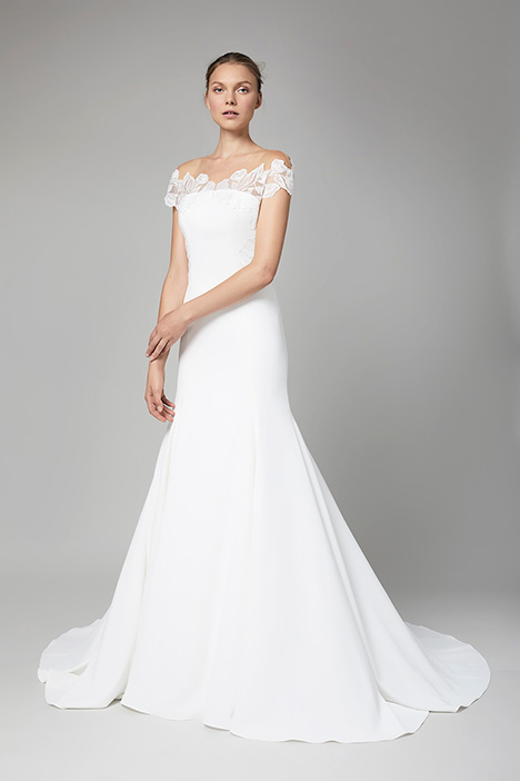 The Surrey Wedding                                          dress by Lela Rose