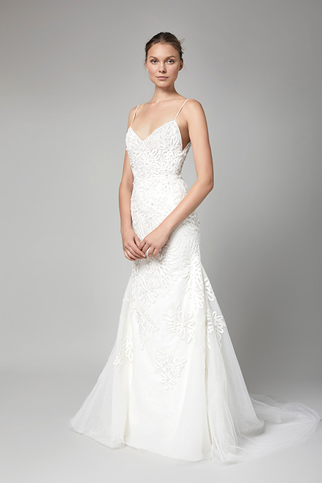 The Giverny Wedding                                          dress by Lela Rose