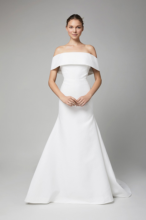 The Toulouse Wedding                                          dress by Lela Rose