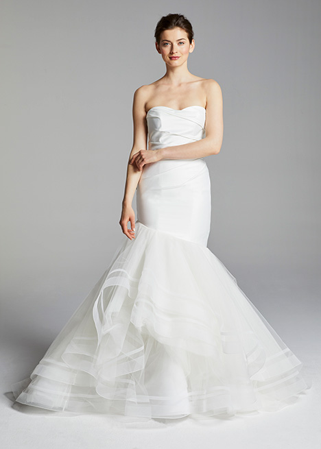 MONROE Wedding                                          dress by Blue Willow by Anne Barge