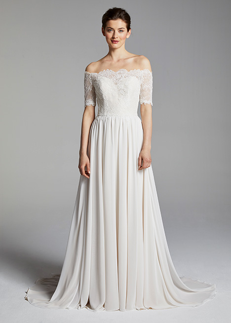 WINSLETT Wedding                                          dress by Blue Willow by Anne Barge