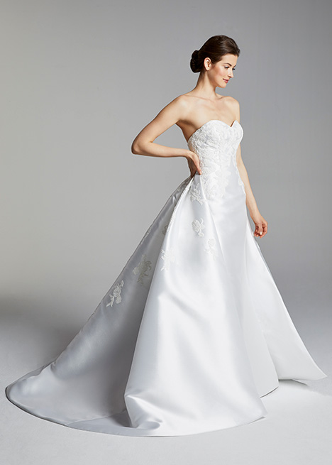 BIANCA (+ overskirt) Wedding                                          dress by Blue Willow by Anne Barge