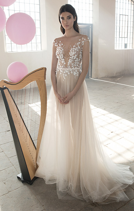 Ann Wedding                                          dress by Lee Petra Grebenau