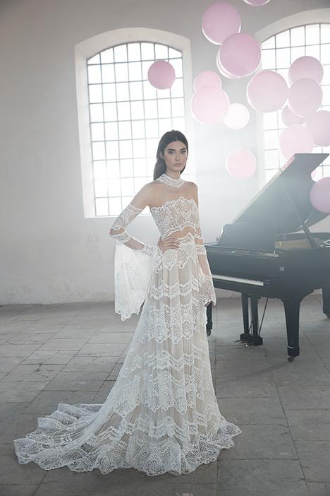 Emilia Wedding                                          dress by Lee Petra Grebenau