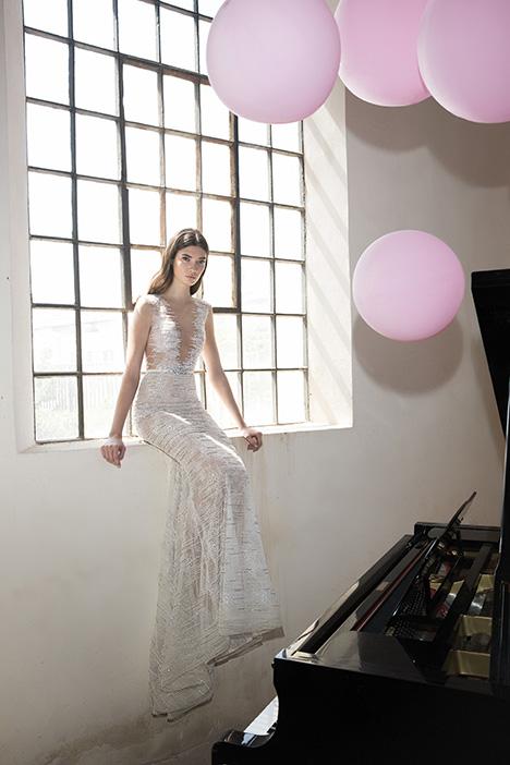 Kim Wedding                                          dress by Lee Petra Grebenau