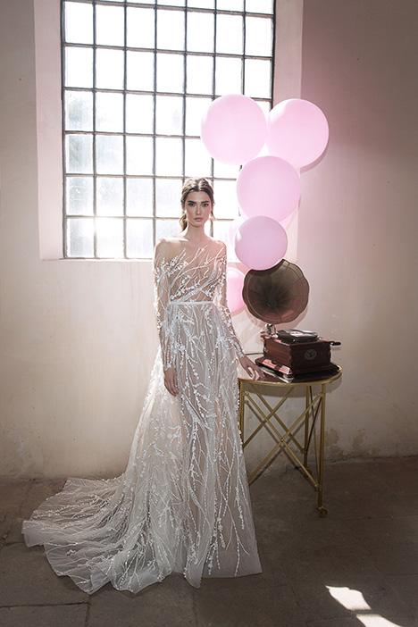 Paris Wedding                                          dress by Lee Petra Grebenau