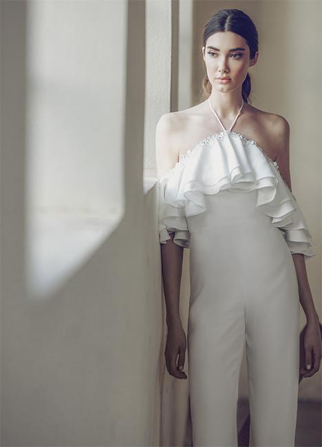 Lily Wedding                                          dress by Lee Petra Grebenau