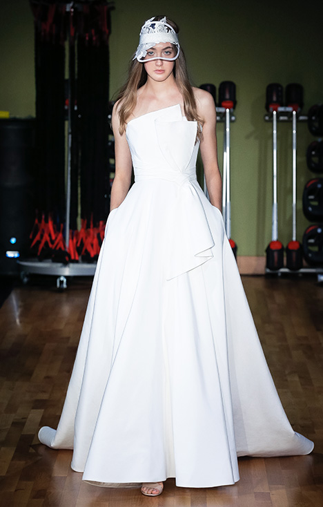 Sloan (91804) Wedding                                          dress by Alyne