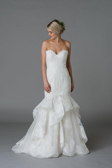 Jasper Wedding dress by Lis Simon