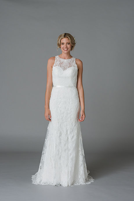 Jessa Wedding                                          dress by Lis Simon