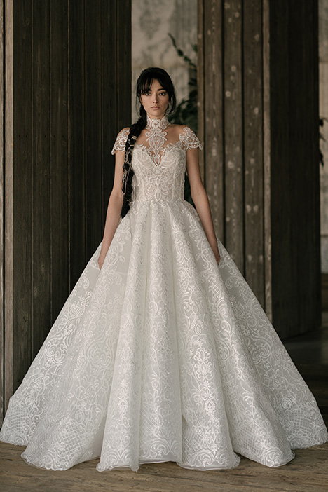 Estee (4007) Wedding                                          dress by Rivini