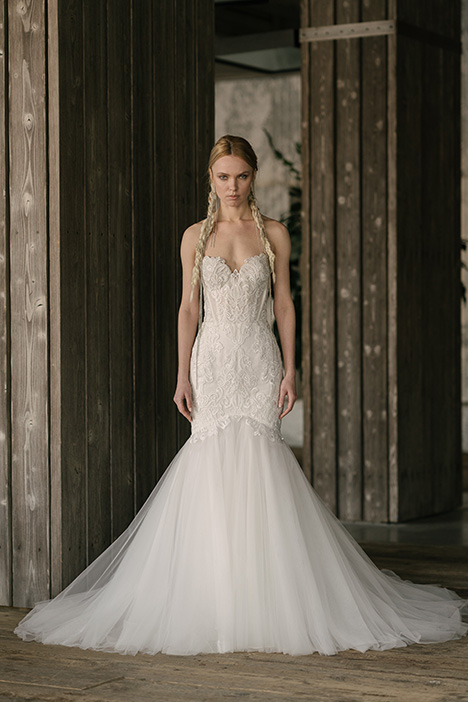 Taylor (4009) Wedding                                          dress by Rivini