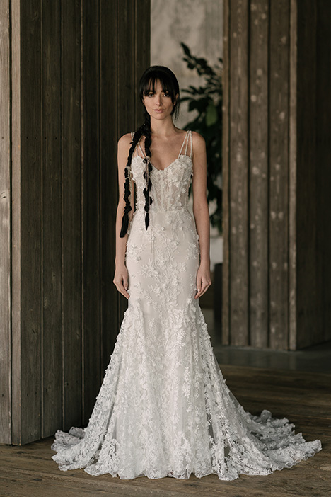 Hayward (4020) Wedding                                          dress by Rivini