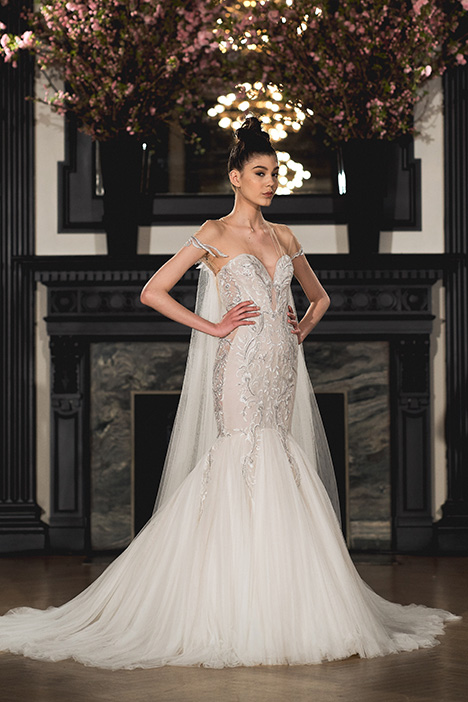 Mia gown from the 2019 Ines Di Santo collection, as seen on dressfinder.ca