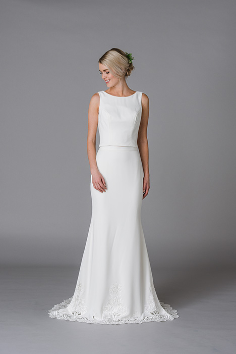 SS111 & SS210 Wedding dress by Lis Simon: Separates