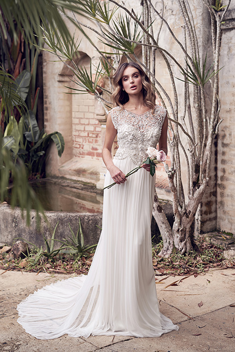 Aria (Silk Tulle) Wedding                                          dress by Anna Campbell