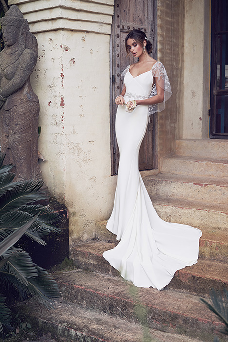 Eva Wedding                                          dress by Anna Campbell