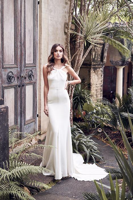 Rebekah Wedding                                          dress by Anna Campbell