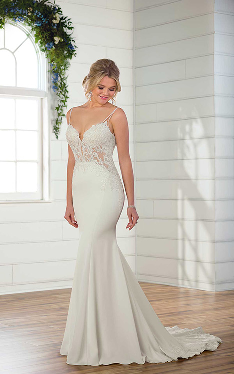 D2457 Wedding                                          dress by Essense of Australia