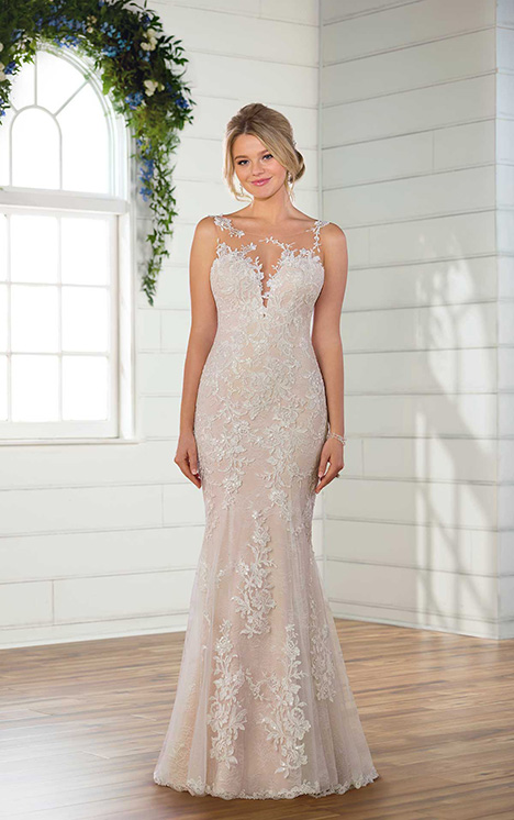 D2478 Wedding                                          dress by Essense of Australia