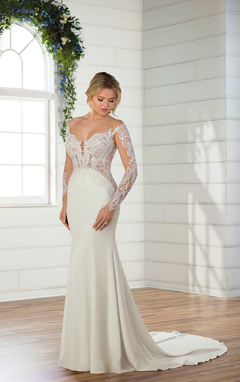 D2488 Wedding                                          dress by Essense of Australia