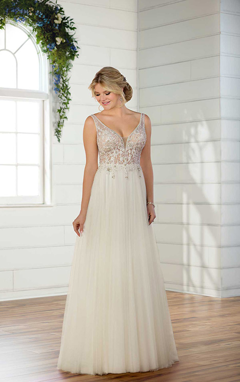 D2523 Wedding                                          dress by Essense of Australia