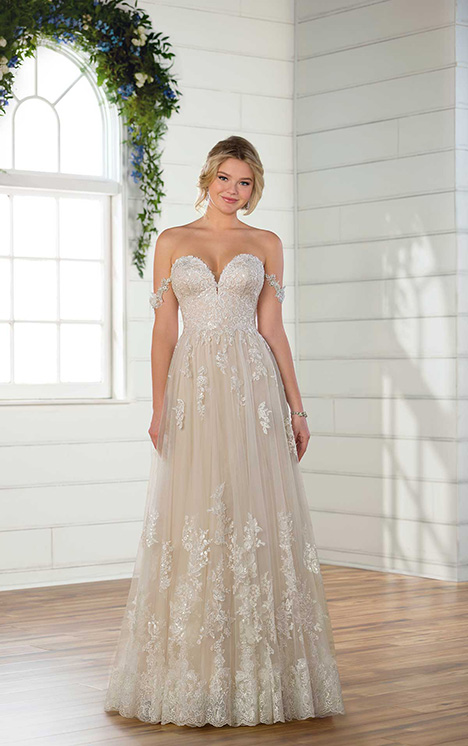 D2537 Wedding                                          dress by Essense of Australia