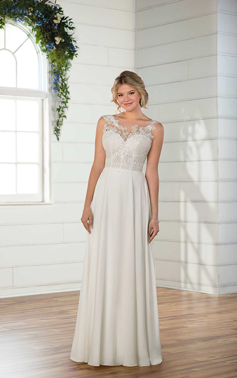 D2689 Wedding                                          dress by Essense of Australia