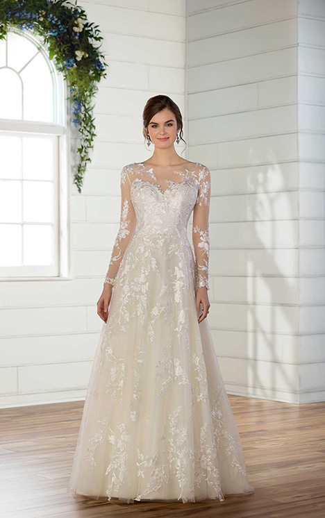 D2690 Wedding                                          dress by Essense of Australia