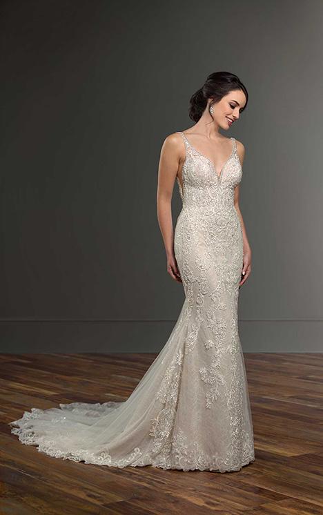 953 Wedding                                          dress by Martina Liana