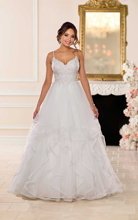 6576 Wedding                                          dress by Stella York